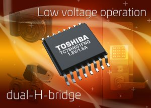 H-bridge driver IC